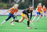 BLOEMENDAAL - hockey - Competitie Landelijk meisjes : Bloemendaal MB1-Den Bosch MB1 (1-1). Emmeline Oonk van Den Bosch. COPYRIGHT KOEN SUYK