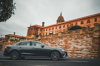 Audi A4 S-Line captured by www.zcmc.co.za