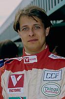 Alain Plasch<br /> British Formula F3000 Championship<br /> GJ - Bromley<br /> Oulton Park 28/29 March 1991