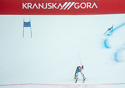 Petra Vlhova (SVK) reacts during 2nd Run of Ladies' Giant Slalom at 57th Golden Fox event at Audi FIS Ski World Cup 2020/21, on January 16, 2021 in Podkoren, Kranjska Gora, Slovenia. Photo by Vid Ponikvar / Sportida