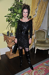 LORRAINE CHASE at Ambassador Earle Mack's 60's reunion party held at The Ritz Hotel, London on 18th June 2012.