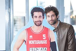 September 11, 2017 - Rome, Italy - Italian actor Simone Riccioni (Credit Image: © Matteo Nardone/Pacific Press via ZUMA Wire)