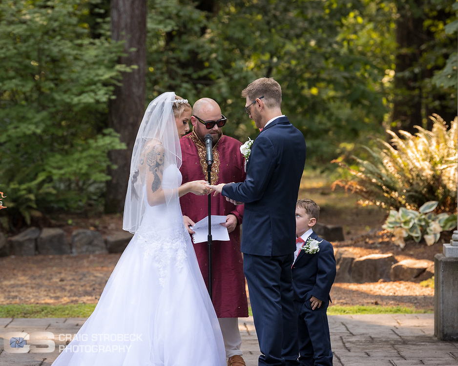 Kenzie and Ryan got married on August 14th, 2021.
