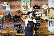 Montana Peaks Hat Company in Pendleton, Oregon