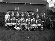 Irish Rugby Football Union, Ireland v Wales, Five Nations, Landsdowne Road, Dublin, Ireland, Saturday 12th March, 1960,.12.3.1960, 3.12.1960,..Referee- D A Brown, Rugby Football Union, ..Score- Ireland 9 - 10 Wales, ..Welsh Team, ..N Morgan, Wearing number 1 Welsh jersey, Full Back, Newport Rugby Football Club, Newport, Wales,..D Debb, Wearing number 5 Welsh jersey, Left Wing, Swansea Rugby Football Club, Swansea, Wales, and, Carmarthen T C Rugby Union Club, Carmarthen, Wales, ..B J Jones, Wearing number 4 Welsh jersey, Left Centre, Newport Rugby Football Club, Newport, Wales,..M J Price, Wearing number 3 Welsh jersey, Right Centre, Pontypool Rugby Football Club, Pontypool, Wales, and, RAF Rugby Football Club, England, ..F C Coles, Wearing number 2 Welsh jersey, Right Wing, Pontypool Rugby Football Club, Pontypool, Wales,..C Ashton, Wearing number 6 Welsh jersey, Outside Half, Aberavon Rugby Football Club, Port Talbot, Wales, ..D O Brace, Wearing number 7 Welsh jersey, Scrum Half, Llanelly Rugby Football Club, Llanelly, Wales, ..T R Prosser, Wearing number 8 Welsh jersey, Forward, Pontypool Rugby Football Club, Pontypool, Wales,..B V Meredith, Wearing number 9 Welsh jersey, Captain of the Welsh team, Forward, Newport Rugby Football Club, Newport, Wales, ..L J Cunningham, Wearing number 10 Welsh jersey, Forward, Aberavon Rugby Football Club, Port Talbot, Wales, ..D J E Harris, Wearing number 11 Welsh jersey, Forward, Cardiff Rugby Football Club, Cardiff, Wales, and, St Luke's College, Exeter, England,..G W Payne, Wearing number 12 Welsh jersey, Forward, Army Rugby Football Club, Hampshire, England, and, Pontypridd Rugby Football Club, Rhondda Cynon Taf, Wales,..B Cresswell, Wearing number 13 Welsh jersey, Forward, Newport Rugby Football Club, Newport, Wales, ..G Davidge, Wearing number 14 Welsh jersey, Forward, Newport Rugby Football Club, Newport, Wales, ..G Whitson, Wearing number 15 Welsh jersey, Forward, Newport Rugby Football Club, Newport, Wales,