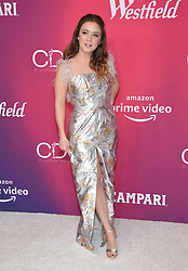 February 19, 2019 - Beverly Hills, California, U.S. - Billie Lourd arrives for the 21st CDGA (Costume Designers Guild Awards) at the Beverly Hilton Hotel. (Credit Image: © Lisa O'Connor/ZUMA Wire)