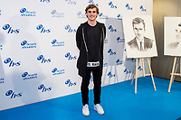 Antoine Griezmann attends the presentation of H&S in Madrid, Spain. April 06, 2017. (ALTERPHOTOS / Rodrigo Jimenez)