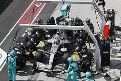 June 9, 2019 - Montreal, Canada - Motorsports: FIA Formula One World Championship 2019, Grand Prix of Canada, ..#77 Valtteri Bottas (FIN, Mercedes AMG Petronas Motorsport) (Credit Image: © Hoch Zwei via ZUMA Wire)