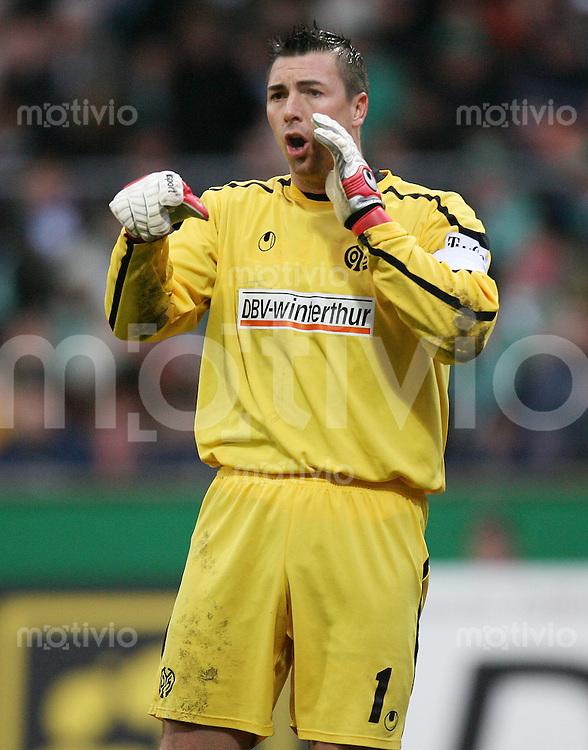 Fussball  1. Bundesliga  Saison 2006/2007 Dimo WACHE (FSV Mainz 05)