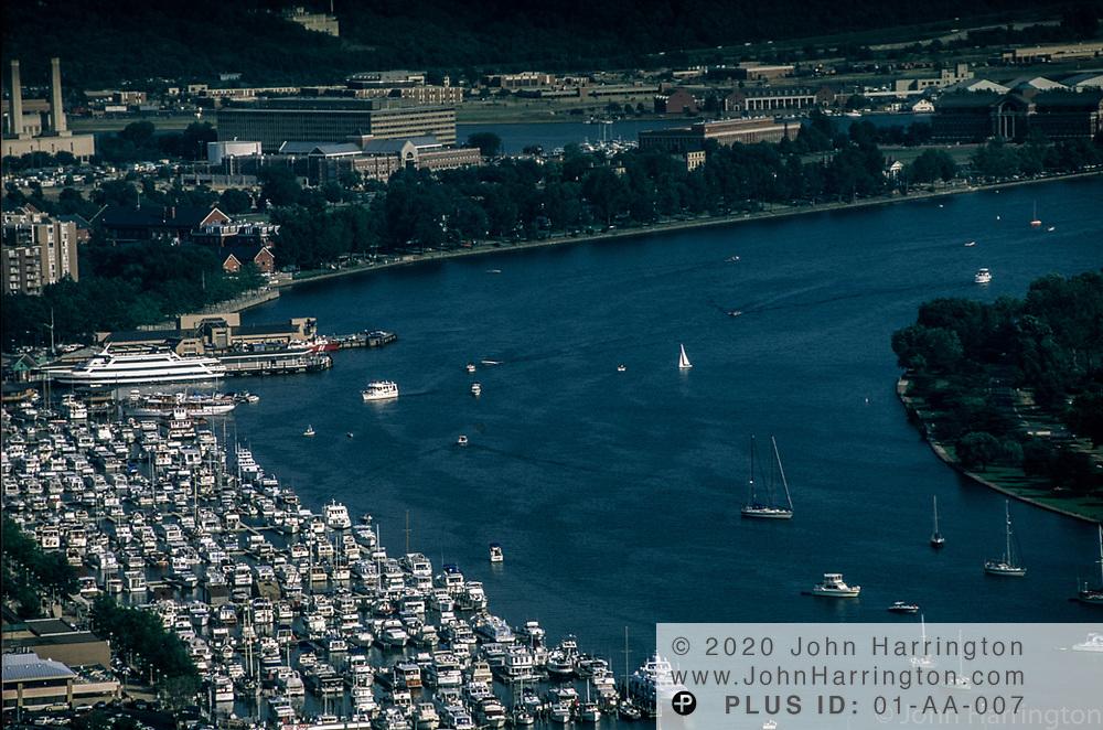 The Washington DC Marina