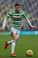 Ryan Christie (Celtic) on the ball during the Scottish Premiership match between Motherwell and Celtic at Fir Park, Motherwell, Scotland on 8 November 2020.