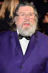 © Licensed to London News Pictures. 22/02/2016. RICKY TOMLINSON attends the GRIMSBY Film premiere. The film centres around a black-ops spy whose brother is a football hooligan.  London, UK. Photo credit: Ray Tang/LNP