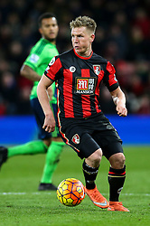 Matt Ritchie of Bournemouth - Mandatory by-line: Jason Brown/JMP - Mobile 07966 386802 01/03/2016 - SPORT - FOOTBALL - Bournemouth, Vitality Stadium - AFC Bournemouth v Southampton - Barclays Premier League