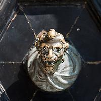 Doorknobs and knockers in Venice