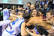 DESCRIZIONE : Eurocup 2013/14 Gr. J Dinamo Banco di Sardegna Sassari -  Brose Basket Bamberg<br /> GIOCATORE : Drake Diener<br /> CATEGORIA : Ritratto Esultanza<br /> SQUADRA : Dinamo Banco di Sardegna Sassari <br /> EVENTO : Eurocup 2013/2014<br /> GARA : Dinamo Banco di Sardegna Sassari -  Brose Basket Bamberg<br /> DATA : 19/02/2014<br /> SPORT : Pallacanestro <br /> AUTORE : Agenzia Ciamillo-Castoria / Luigi Canu<br /> Galleria : Eurocup 2013/2014<br /> Fotonotizia : Eurocup 2013/14 Gr. J Dinamo Banco di Sardegna Sassari - Brose Basket Bamberg<br /> Predefinita :