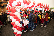 24/11/2019 repro free:<br /> <br /> XX on the last day of the Galway Science and Technology Festival  at NUI Galway where over 20,000 people attended exhibition stands  from schools to Multinational Companies . Photo:Andrew Downes, xposure