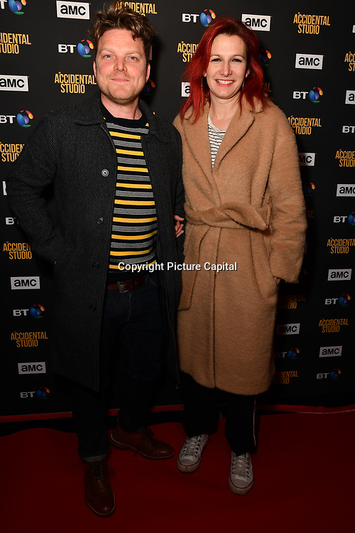 Premiere of documentary about the British film production company, Handmade Films, created by George Harrison of the Beatles on 27 March 2019, London, UK.