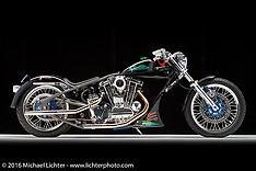Sammy Newsom Sportster Drag Bike