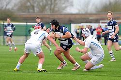 Will Capon – BGS of Bristol Academy U18 - Mandatory by-line: Paul Knight/JMP - 07/01/2017 - RUGBY - SGS Wise Campus - Bristol, England - Bristol Academy U18 v Exeter Chiefs U18 - Premiership U18 League