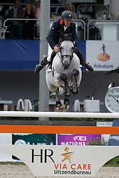 Bost Roger Yves, (FRA), Pegase Du Murier<br /> Furusiyya FEI Nations Cup™ presented by Longines<br /> CHIO Rotterdam 2015<br /> © Hippo Foto - Dirk Caremans<br /> 19/06/15