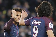 Paris Saint Germain vs Montpellier - 27 January 2018