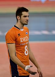 01-06-2014 NED: WLV Nederland - Zuid Korea, Eindhoven<br /> Bas van Bemmelen