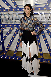 April 12, 2018 - New York, NY, USA - April 12, 2018  New York City..Morena Baccarin attending Swarovski Times Square store party celebration at Hudson Mercantileon April 12, 2018 in New York City. (Credit Image: © Kristin Callahan/Ace Pictures via ZUMA Press)