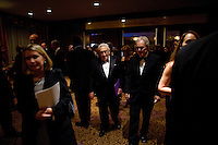 Henry Kissinger at the 2009 International Emmy Awards Gala hosted by the International Academy of Television Arts & Sciences in New York.   ***EXCLUSIVE***
