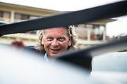 August 15, 2019:  Pebble Beach Concours, Rene Sueltzner, Head of Lamborghini Aftersales