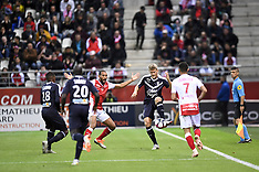 Reims vs Bordeaux - 29 September 2018