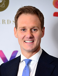 Dan Walker attending the TRIC Awards 2019 50th Birthday Celebration held at the Grosvenor House Hotel, London.
