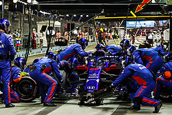 September 16, 2018 - Singapore, Singapore - Motorsports: FIA Formula One World Championship 2018, Grand Prix of Singapore, .#28 Brendon Hartley (NZL, Red Bull Toro Rosso Honda) (Credit Image: © Hoch Zwei via ZUMA Wire)