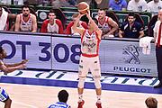 DESCRIZIONE : Campionato 2014/15 Serie A Beko Dinamo Banco di Sardegna Sassari - Grissin Bon Reggio Emilia Finale Playoff Gara4<br /> GIOCATORE : Andrea Cinciarini<br /> CATEGORIA : Tiro Tre Punti Three Point<br /> SQUADRA : Grissin Bon Reggio Emilia<br /> EVENTO : LegaBasket Serie A Beko 2014/2015<br /> GARA : Dinamo Banco di Sardegna Sassari - Grissin Bon Reggio Emilia Finale Playoff Gara4<br /> DATA : 20/06/2015<br /> SPORT : Pallacanestro <br /> AUTORE : Agenzia Ciamillo-Castoria/GiulioCiamillo
