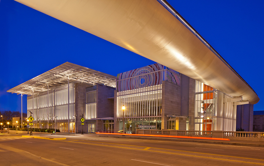 The Modern Wing at The Art Institute, Renzo Piano