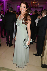 PRINCESS TESSY OF LUXEMBOURG at the QBF Spring Gala in aid of the Red Cross War Memorial Children's Hospital hosted by Heather Kerzner and Jeanette Calliva at Claridge's, Brook Street, London on 12th May 2015.