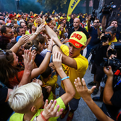 20160915: SLO, Motocross - Reception of Tim Gajser in Makole