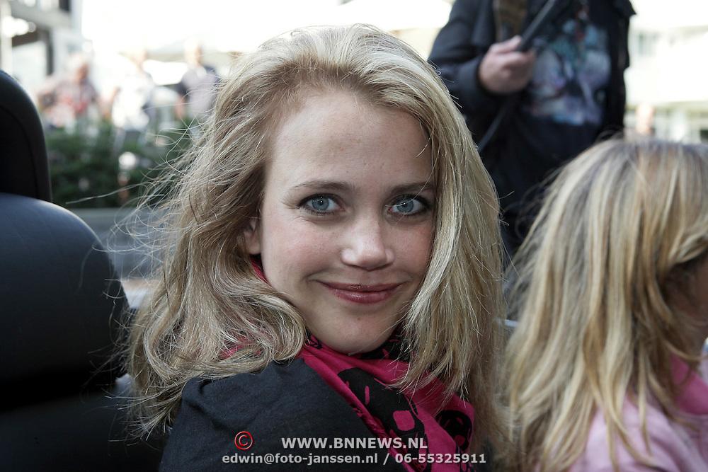 NLD/Amsterdam/20080910 - Beau Monde Rally 2008, Maria Kooistra