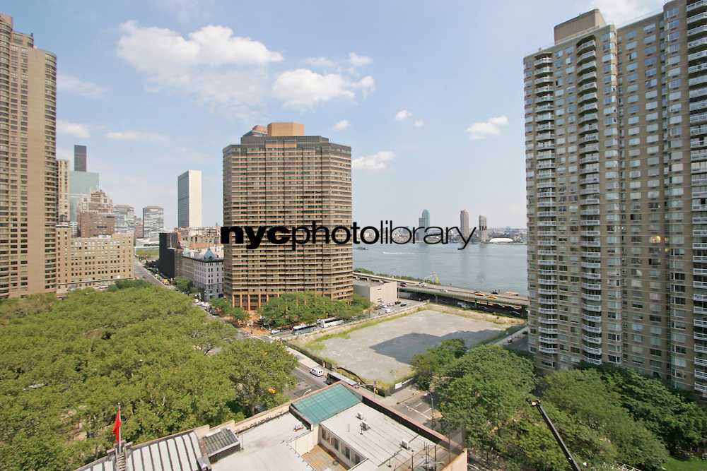 Roof View at 333 East 34th Street