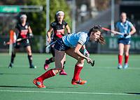 AMSTELVEEN -  Bente van der Veldt (laren)   tijdens   de oefenwedstrijd tussen Amsterdam en Laren dames   COPYRIGHT KOEN SUYK