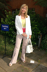 SIAN LLOYD at the annual Macmillan Cancer Support House of Lords vs the House of Commons Tug of War held in Victoria Tower Gardens on 20th June 2006.<br /><br />NON EXCLUSIVE - WORLD RIGHTS