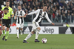 May 3, 2019 - Turin, Piedmont, Italy - Federico Bernardeschi (Juventus FC)  during the Serie A football match between Juventus FC and Torino FC at Allianz Stadium on May 03, 2019 in Turin, Italy..Final results: 1-1. (Credit Image: © Massimiliano Ferraro/NurPhoto via ZUMA Press)