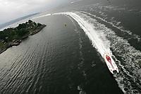 Båtsport / Båt<br /> Foto: Dppi/Digitalsport<br /> NORWAY ONLY<br /> <br /> MOTORBOAT - WPPA CLASS 1 WORLD POWERBOAT CHAMPIONSHIP 2007 - SCANDINAVIAN GRAND PRIX - OSLO (NOR) - 10 TO 12/08/2007 - ROUND 3<br /> <br /> SPIRIT OF NORWAY 20 / TOM BARRY COTTER (AUS) AND PÅL NILSEN (NOR)