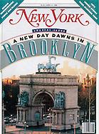 New York Magazine- a New Day Dawns in Brooklyn