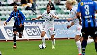 Fotball , 31. august 2019 , Eliteserien , Stabæk - Strømsgodset 2-1 , <br /> Youssef Toutouh  , Stabæk<br /> Herman Stengel , SIF