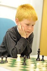 Boys play chess as therapy to improve mental health