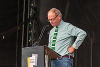 john lloyd letters live at the  Wilderness Festival Cornbury Park Oxfordshire,photo by Mark Anton Smith