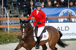 Patteet Gudrun, BEL, Sea Coast Pebbles Z<br /> CSI5* Grand Prix<br /> Jumping Antwerpen 2017<br /> © Hippo Foto - Dirk Caremans<br /> 22/04/2017