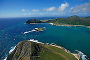 Manana Island, Rabbit Island, Makapu Pt., Hawaii Kai, Kahala,Oahu, Hawaii