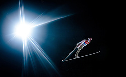05.01.2016, Paul Ausserleitner Schanze, Bischofshofen, AUT, FIS Weltcup Ski Sprung, Vierschanzentournee, Qualifikation, im Bild Michael Neumayer (GER) // Michael Neumayer of Germany during his Qualification Jump for the Four Hills Tournament of FIS Ski Jumping World Cup at the Paul Ausserleitner Schanze, Bischofshofen, Austria on 2016/01/05. EXPA Pictures © 2016, PhotoCredit: EXPA/ JFK