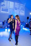 URSULA GEISSELMANN; MANDY WILMER;  Wallpaper* Design Awards. Wilkinson Gallery, 50-58 Vyner Street, London E2, 14 January 2010 *** Local Caption *** -DO NOT ARCHIVE-© Copyright Photograph by Dafydd Jones. 248 Clapham Rd. London SW9 0PZ. Tel 0207 820 0771. www.dafjones.com.<br /> URSULA GEISSELMANN; MANDY WILMER;  Wallpaper* Design Awards. Wilkinson Gallery, 50-58 Vyner Street, London E2, 14 January 2010